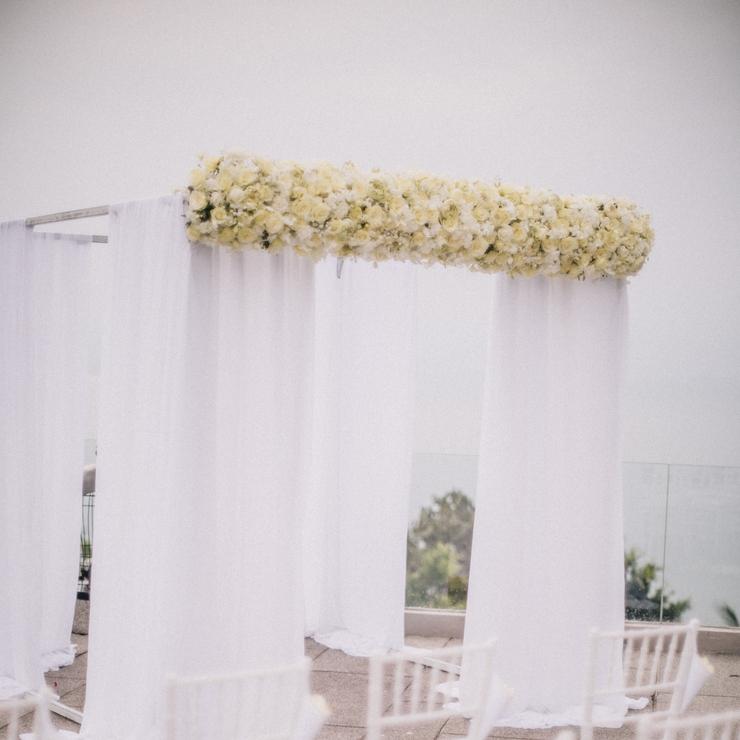 5* Hotel Wedding