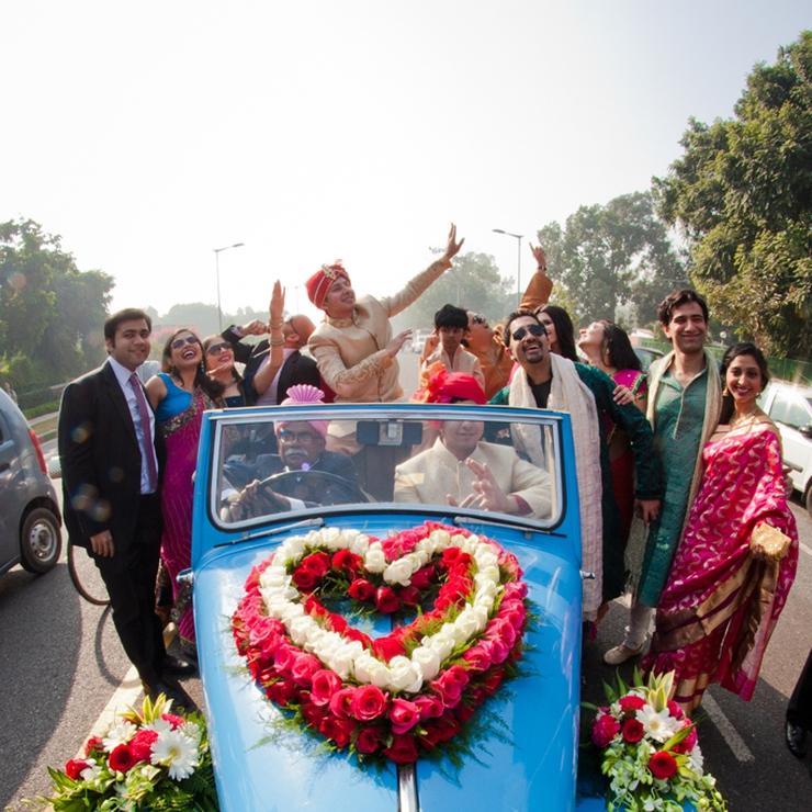 Aliya & Sid's Wedding