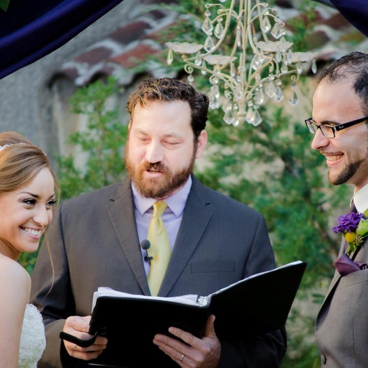 Weddings by Reverend Howell