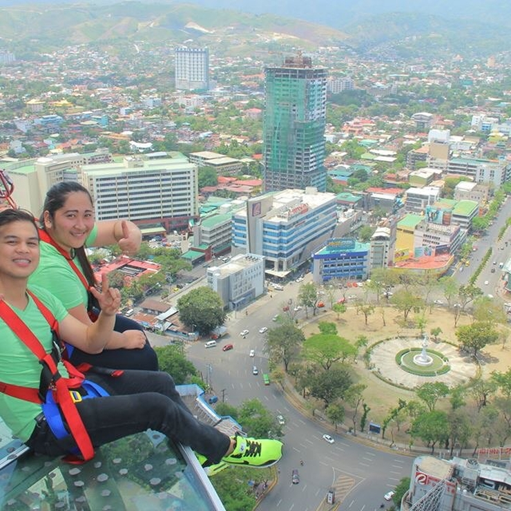 Cebu Sky Adventure Honeymoon