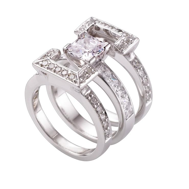 Fitted Ladies Wedding Rings