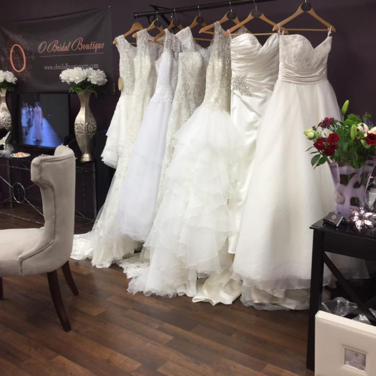 Welcome to O Bridal Boutique