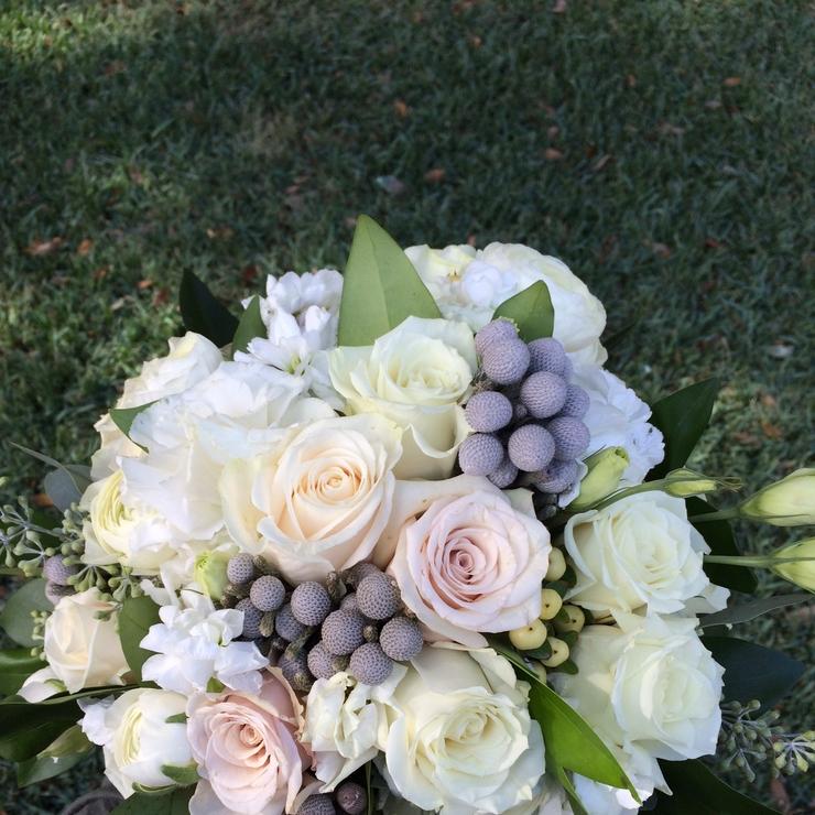 Garner~Haywood Wedding Nov. 15, 2015 by Scarlet Begonia Florals