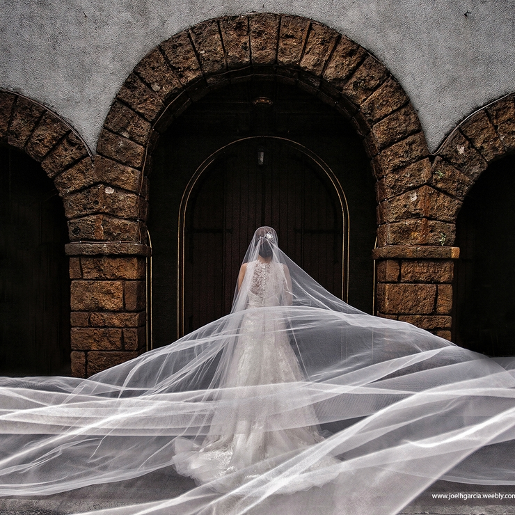 The Beauty of the Wedding Veil Drama