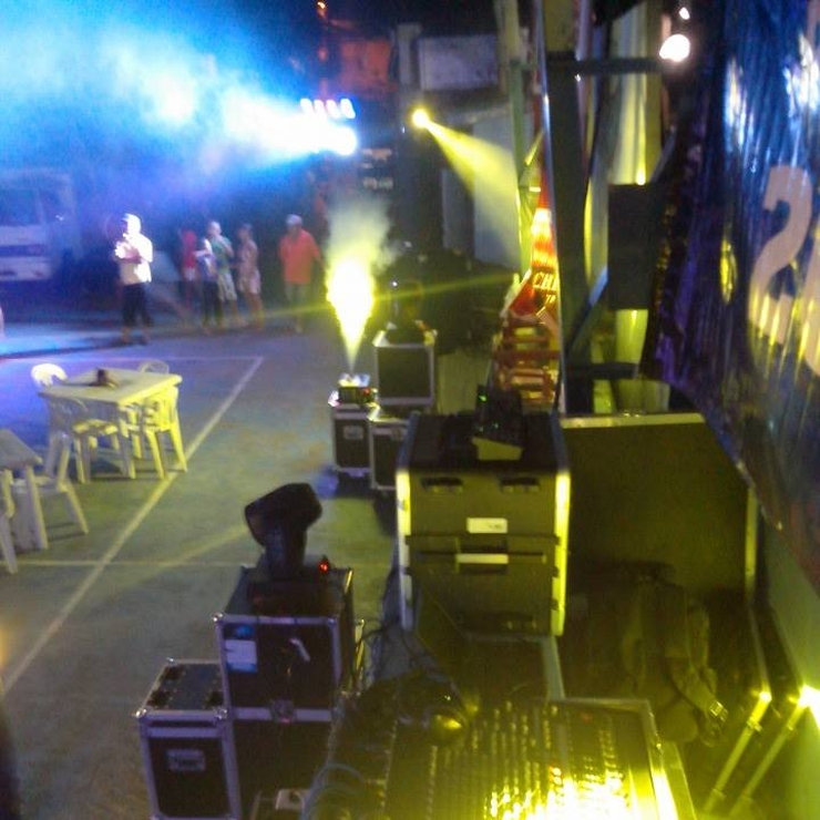 KLIQ PRO AUDIO LIGHTS AND SOUNDS