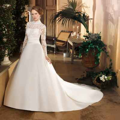 English ball gown wedding dresses