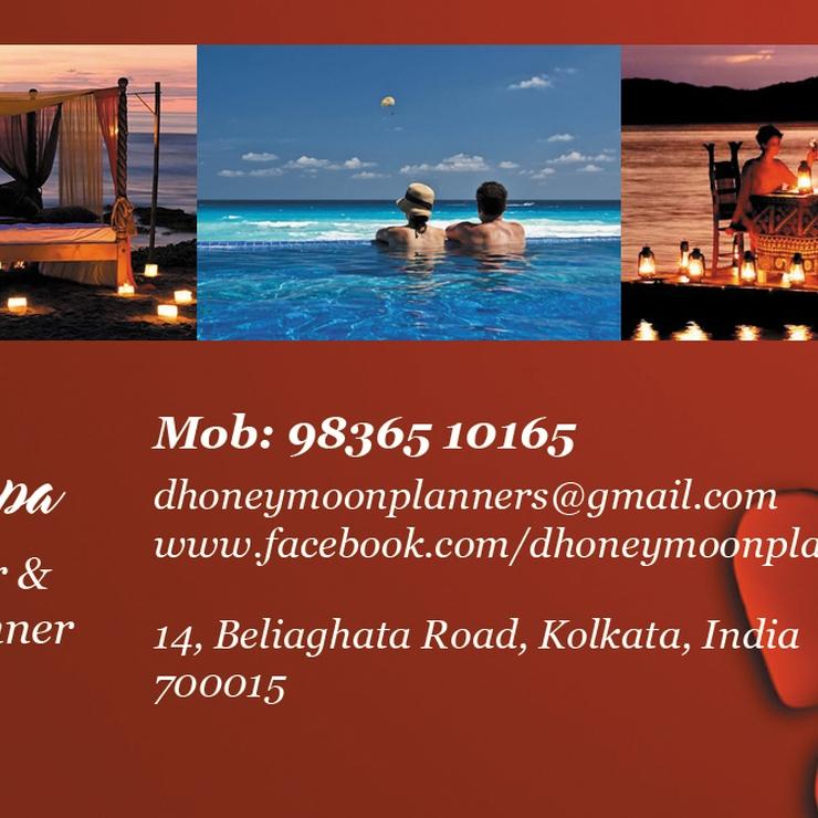 Exotic Honeymoon Plan