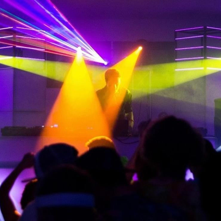 DJ, Sound & Lighting