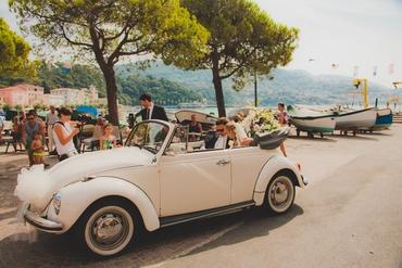 Mediterranean wedding transport
