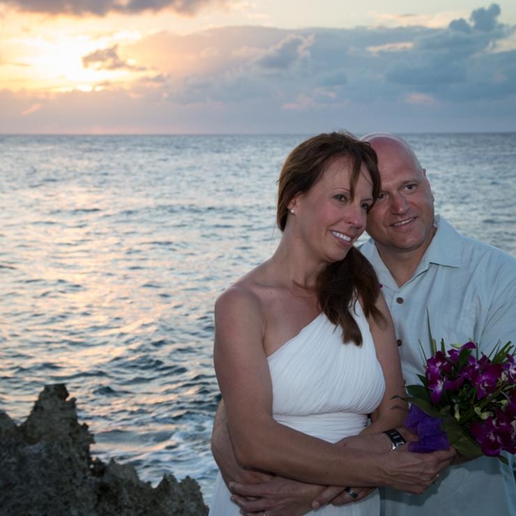 Ann & Jeff's wedding