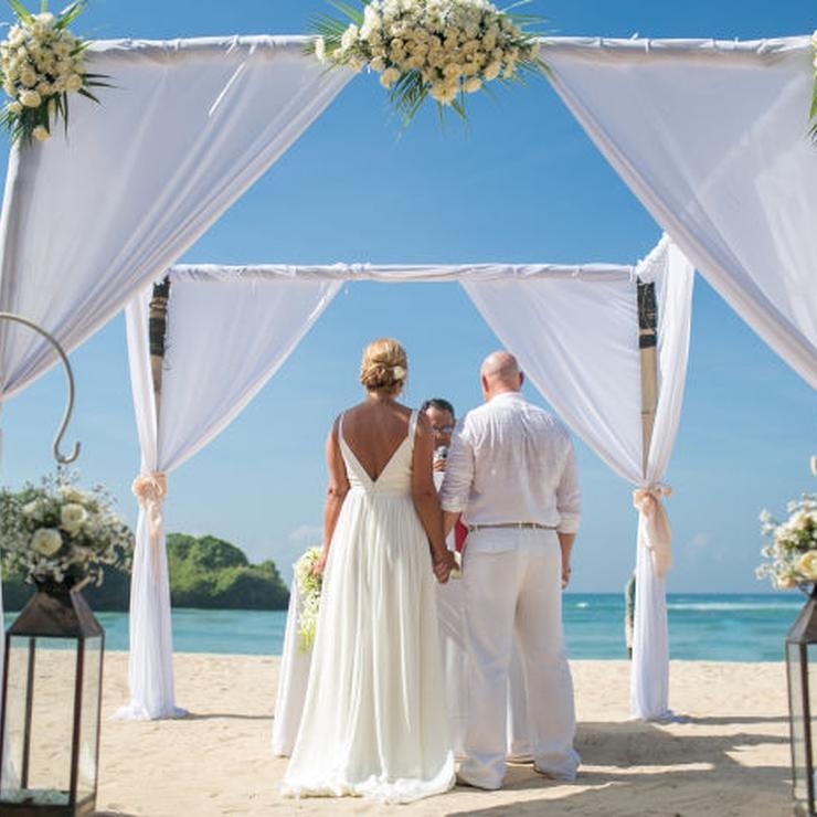 WEDDING OF IRENE AND DEAN