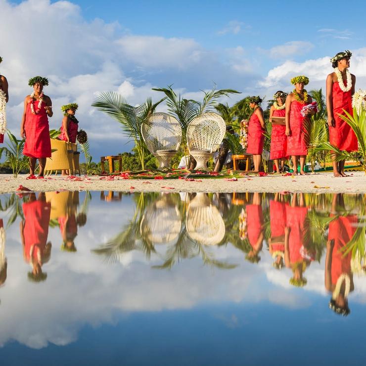 Bora Bora Photographer Damien Gobron