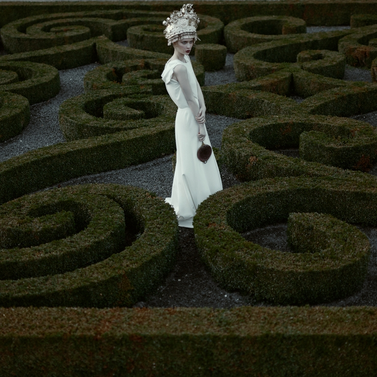 """Collection 2016 """"Secret garden"""""""
