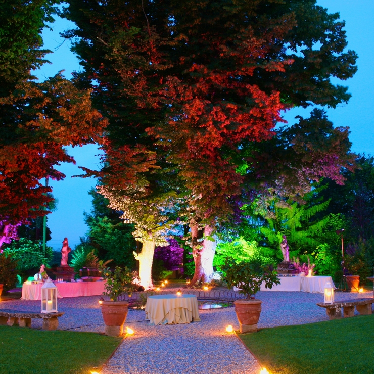 Weddings at Villa Bernardini