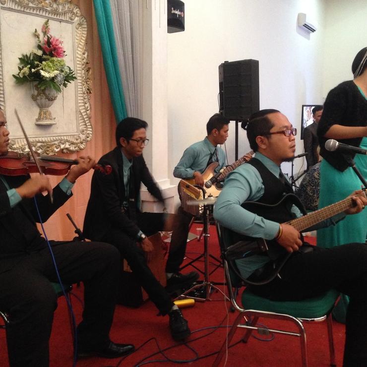 Rio & Karlina Wedding - Gedung Tridaya Cakti