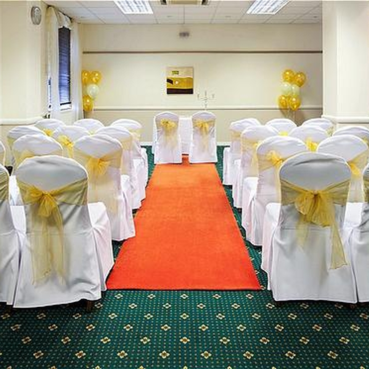 Holiday Inn Leamington - Wedding