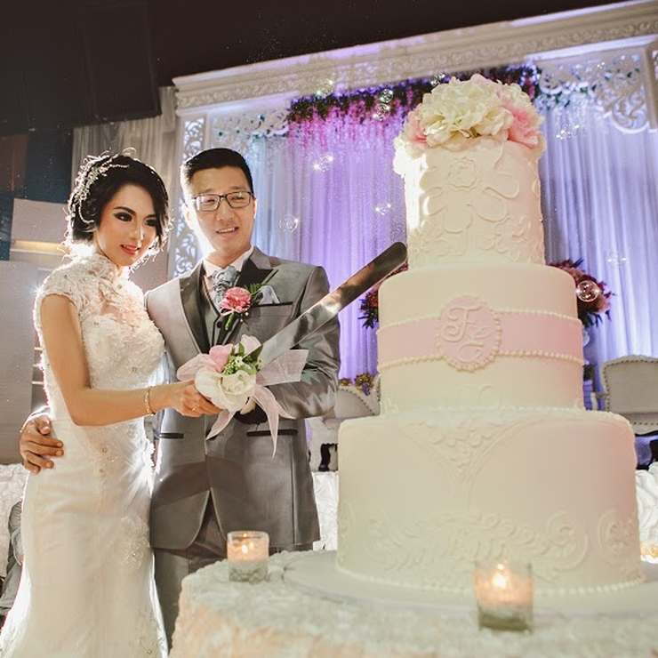 Ferry & Ester Wedding