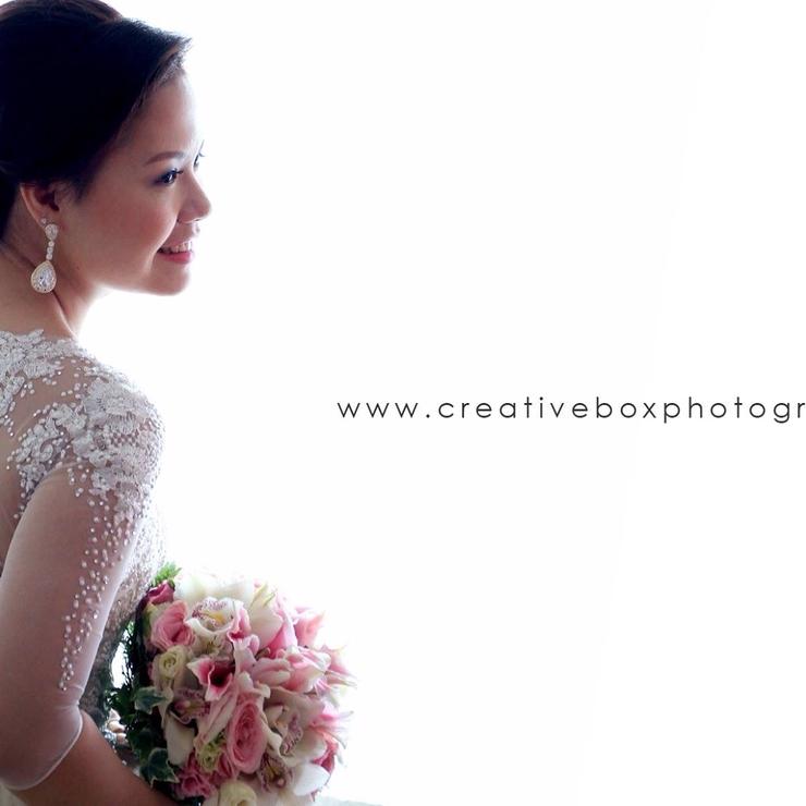 Beautiful Bride Pearly Joy