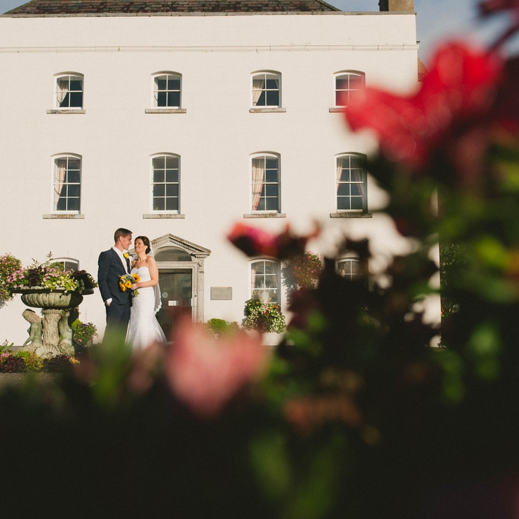 Weddings at Johnstown House, Dublin - Ireland