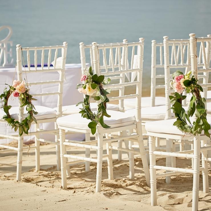 Private villa wedding - Koh Samui