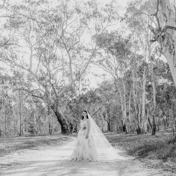 Liesel gets married