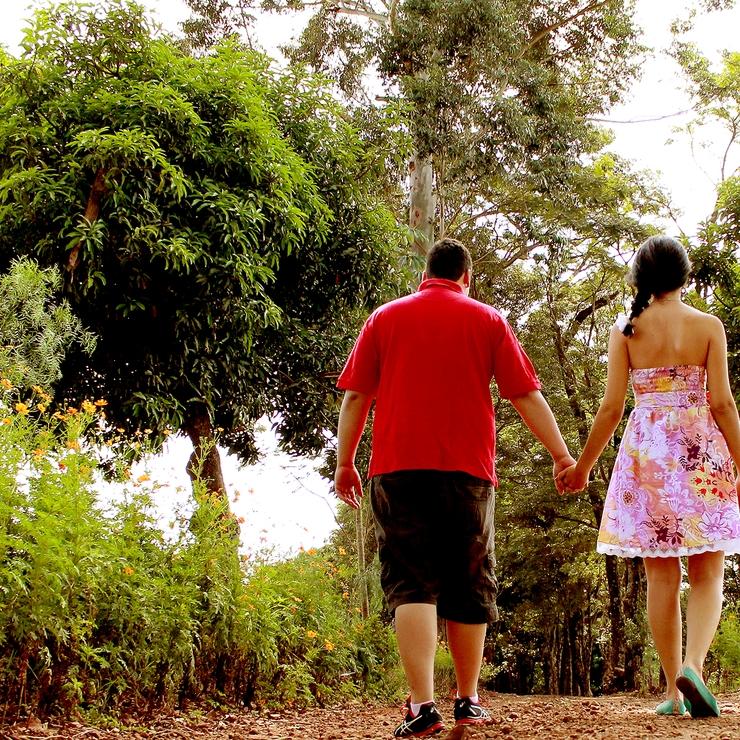 Regiane & Flávio's Pre- Wedding
