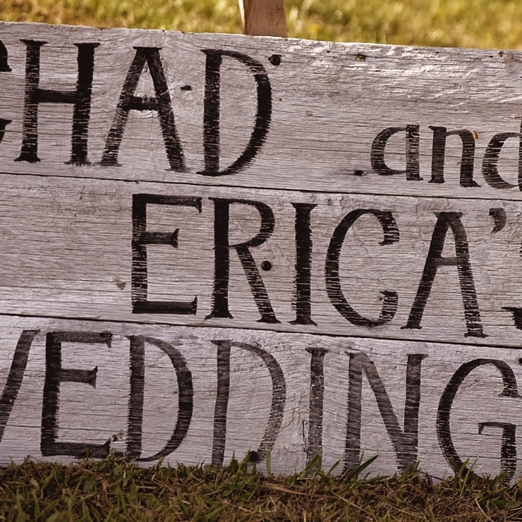 Erica & Chad Wedding