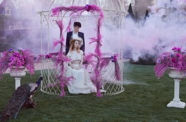 Themed wedding photo session ideas
