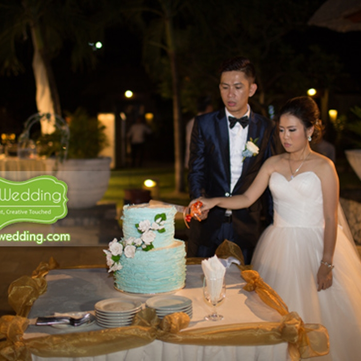 Harold and Milka Intimate Wedding
