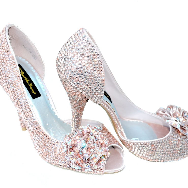 Swarovski Crystal Bridal Shoes