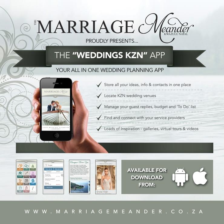 Free App to download: WEDDINGS KZN