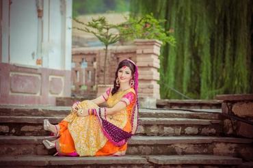 Ethnical orange