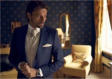 Overseas groom style