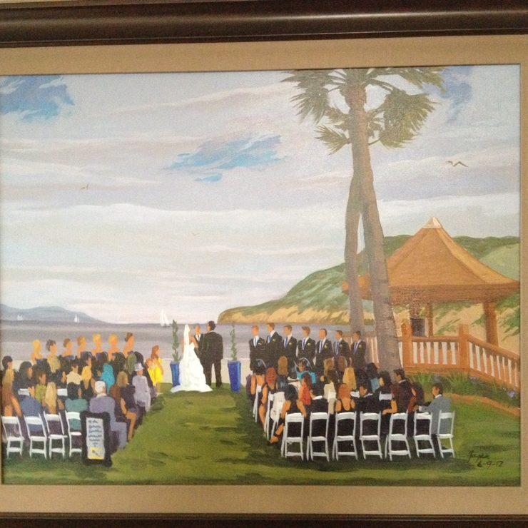 Wedding Artist in San Diego