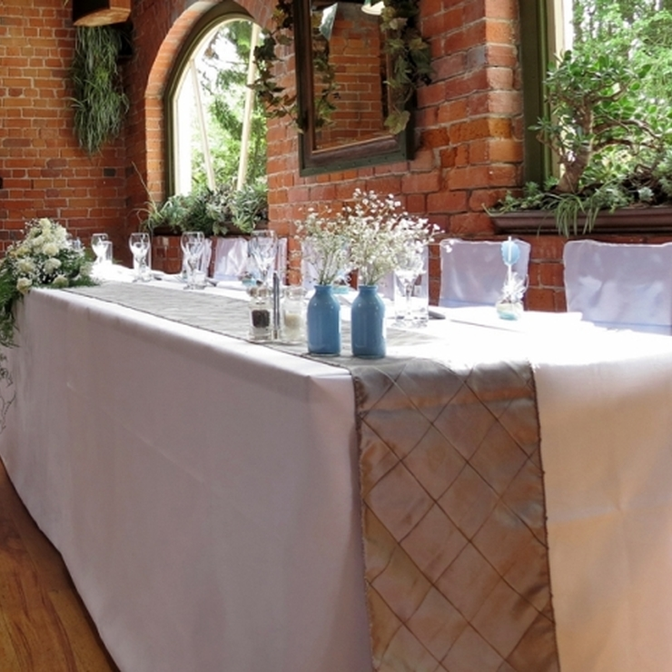 Wedding setups and ideas for Table Decorations