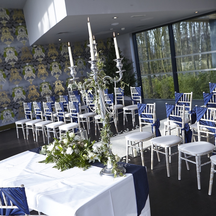 Navy theme courtesy of Rebecca Robinson Photography