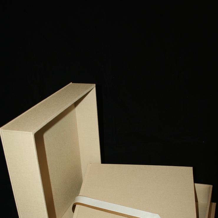 Wedding albums & boxes