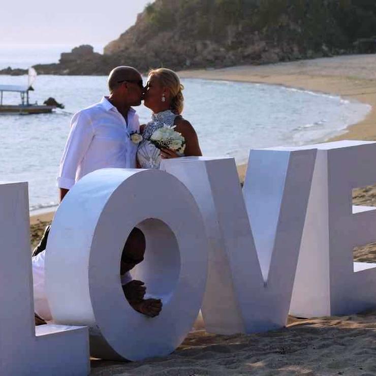 Greg & Suellen Commitment Wedding