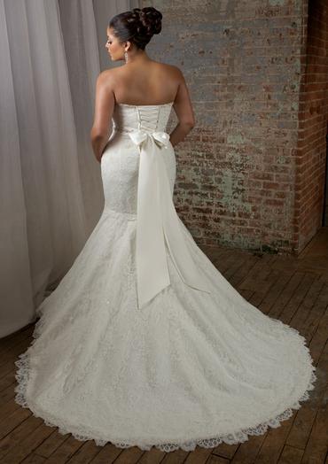 Corset wedding dresses