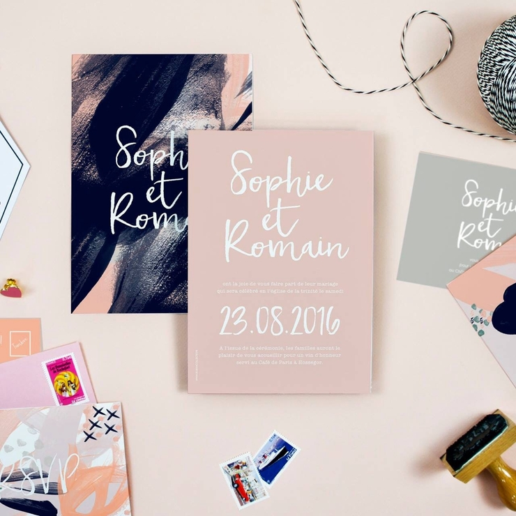 Ruban Collectif Stationery