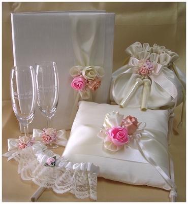 Ivory wedding lingerie