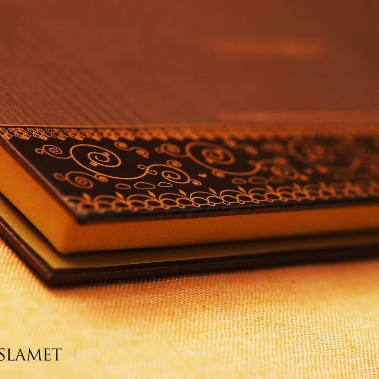 Alna & Slamet's Wedding Card