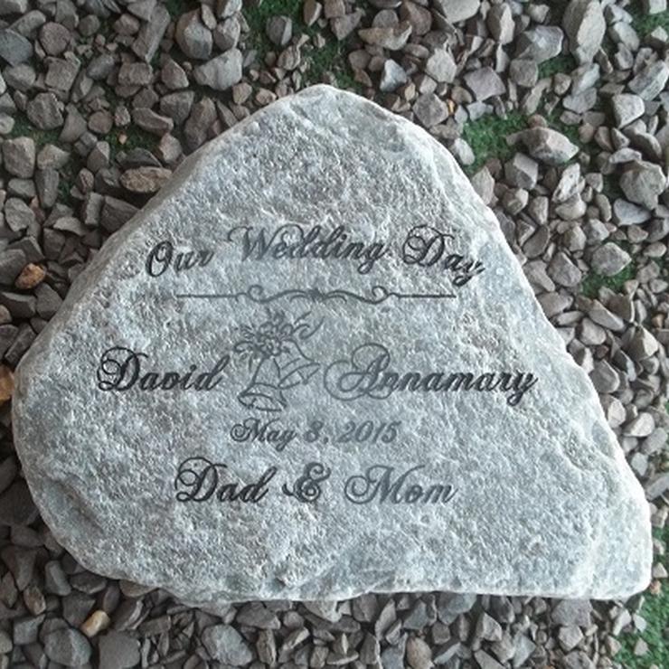 David & Rosemary Wedding
