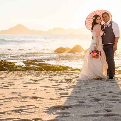 Beach ivory long wedding dresses