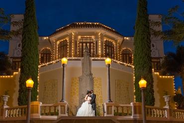 Outdoor real weddings