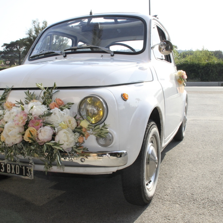 Céline and Thierry's wedding