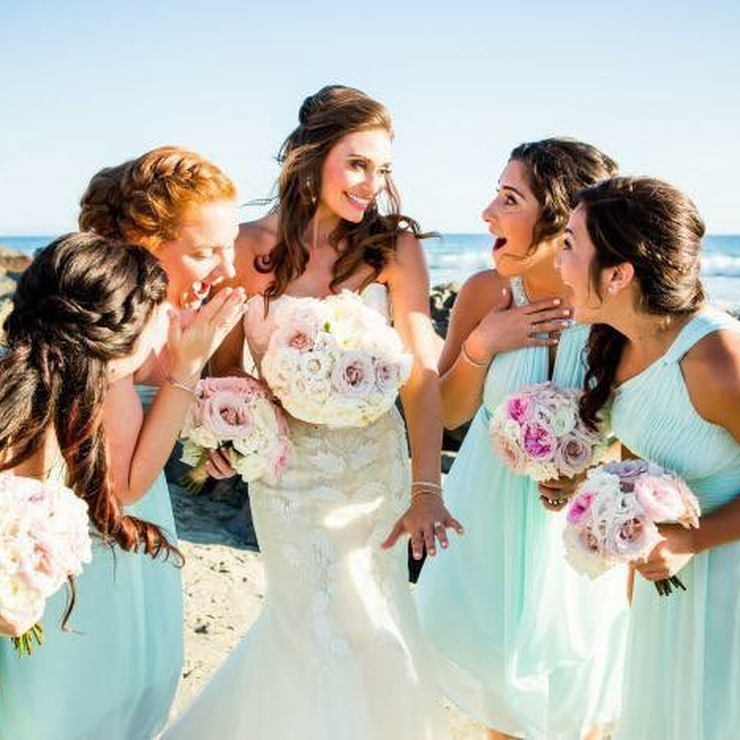 Larissa's wedding!