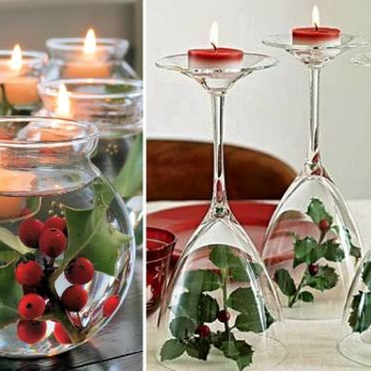 Experience Love Events- Christmas Decor
