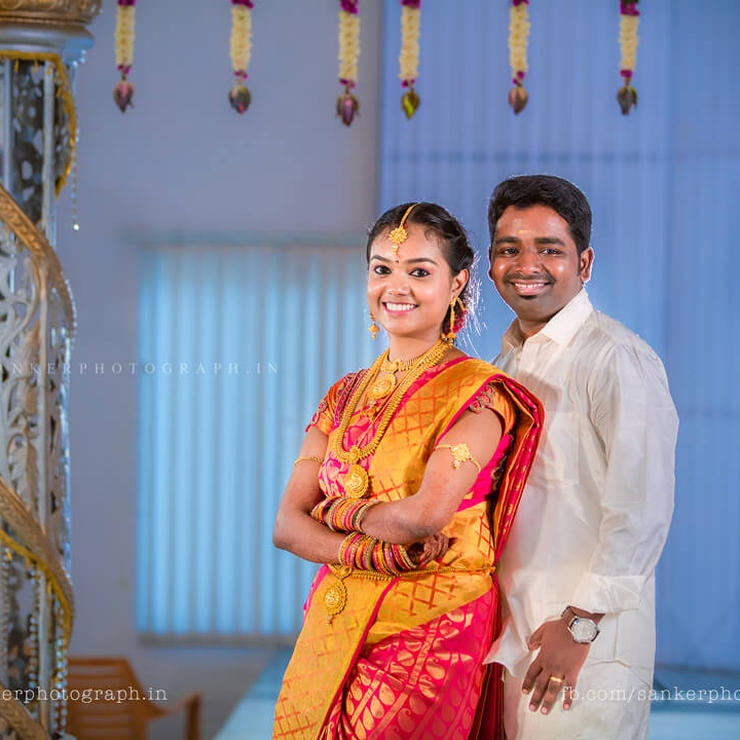 Karthik & Sathya