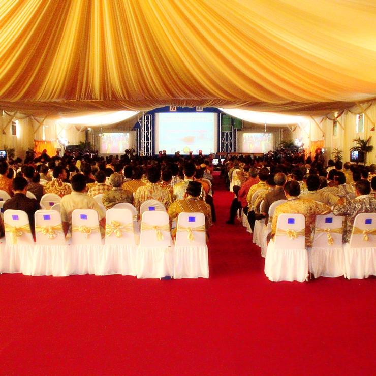 Rental Tenda Roder VIP Event PERTAMINA BALONGAN